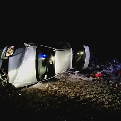 Verkehrsunfall L301 23.01.2019