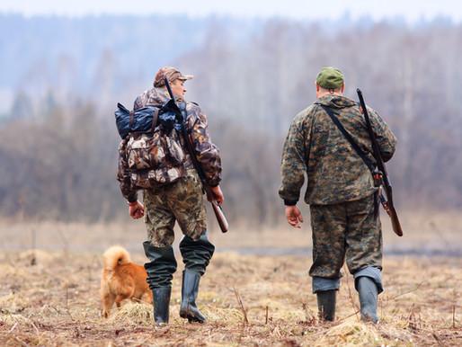 Research Refuge hosting mentored hunt