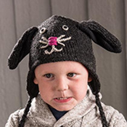 Children's Rabbit Hat - Fair trade