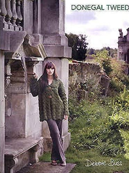 Donegal Tweed by Debbie Bliss