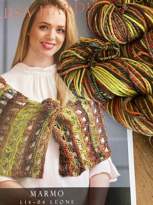Knitting Kit - Ladies Shawl (Louisa Harding Marmo)