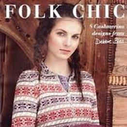 Folk Chic by Debbie Bliss