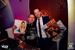 mit DJ VIlly