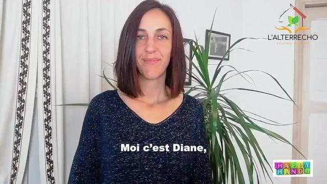 Diane, Equicienne passionnée