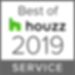 Houzz Best of Service 2019