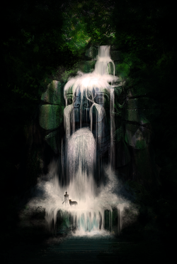 Waterfall Entrace