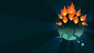 Post Encounters; Worlds Destruction End-card