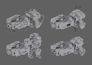 Grapple Gun Rework concepts