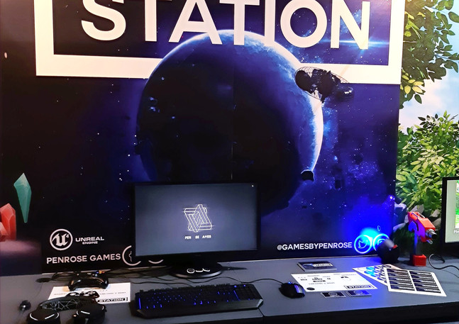 Station Booth 2