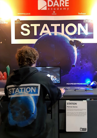Station Booth 1