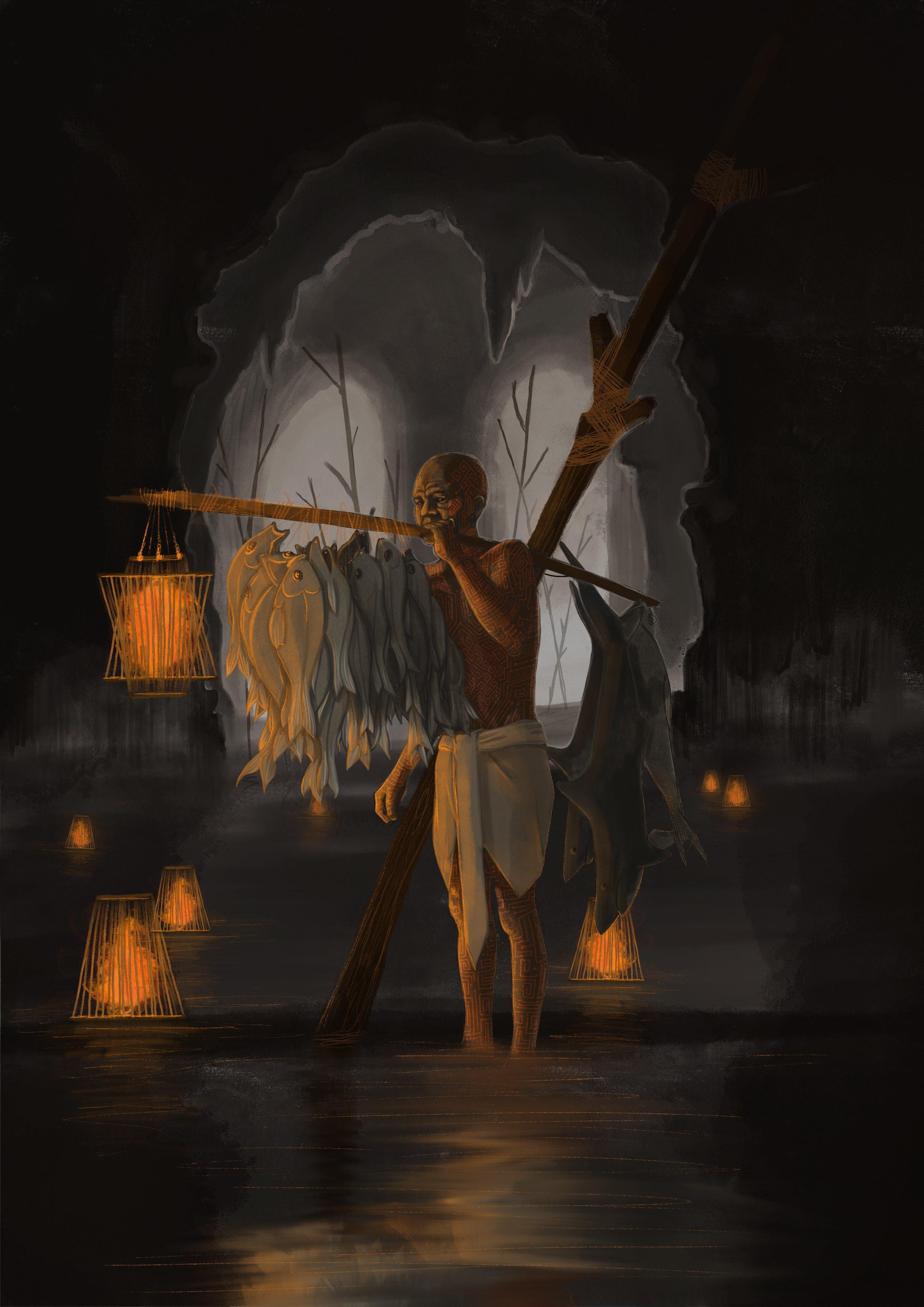 Lamat Fisherman