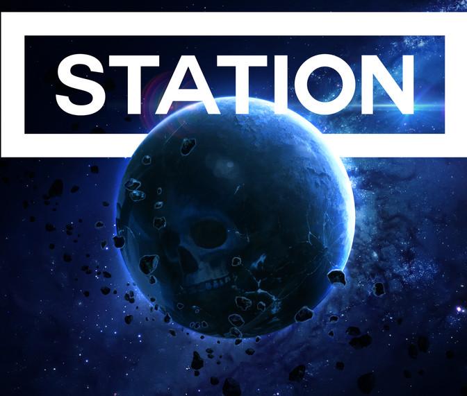 Station Poster Art
