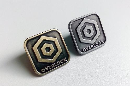 Overlook - Pin badge