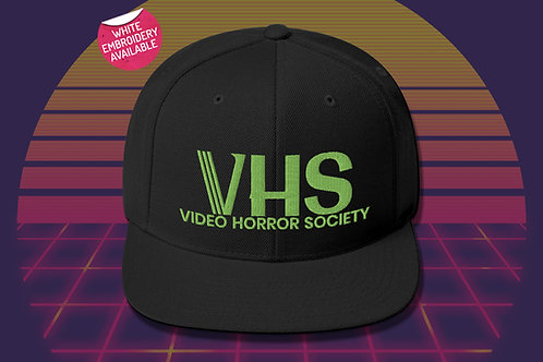Video Horror Society (VHS) Snapback