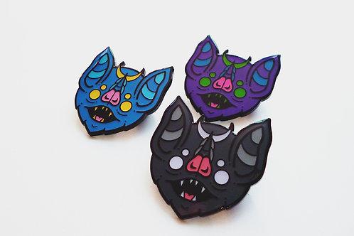 Moon Bat - Pin Badge