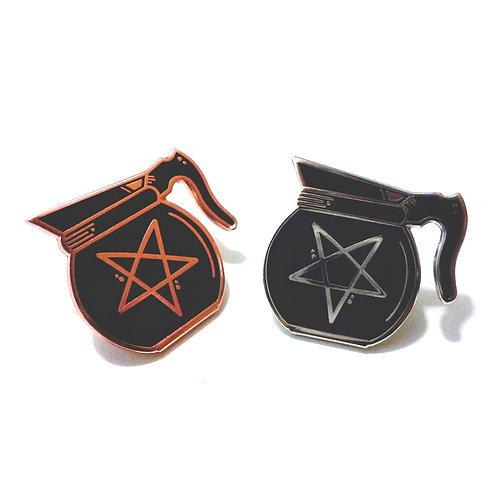 Black Magic - Pin Badge