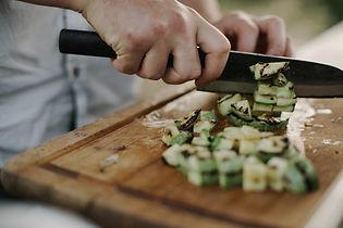 黃育芯: 老房子的台菜料理實作