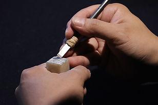 黃靖軒: 週六午後的篆刻課