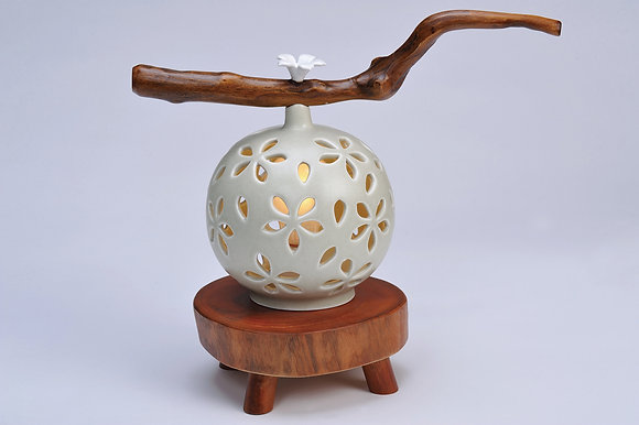 雪桐燈(雲山青)