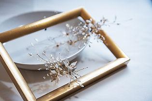 Betty: 最夢幻的水晶花頭飾