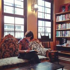 Bookstore 1920s:《走路,也是一種哲學》