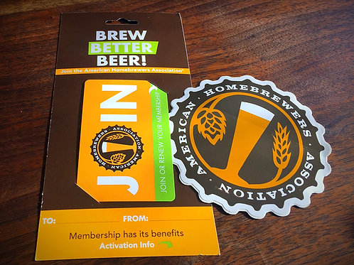 American Brewers Association Membership