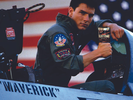 Highway to the Danger Zone...and to beer for life!