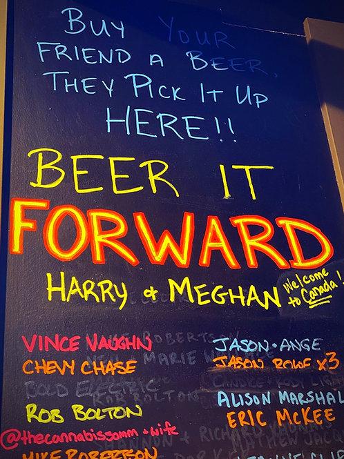 Beer it Forward!