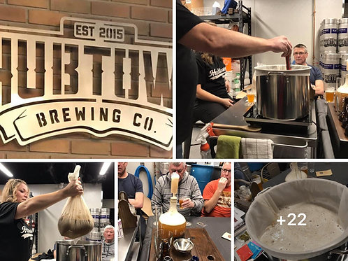 Introduction to SMALL BATCH BREWING