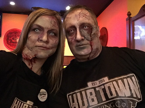 Halloween Bash - Nightmare OFF Elma Street!