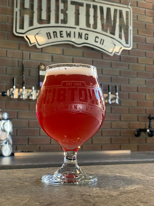 Berry Manly Raspberry Belgian Blonde Ale