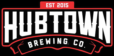 HubTown_WORD LOGO_Red_Black_White-DRINK
