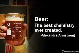 Beer Chemistry in High School?