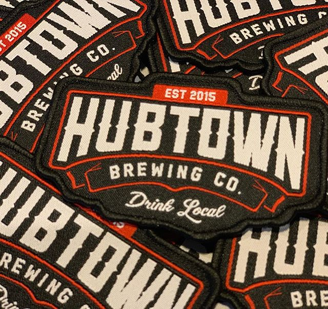 Patches finally arrived!! #craftbeer_._.