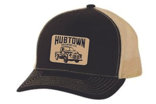 Vintage - Hub Town Trucker Style Hat