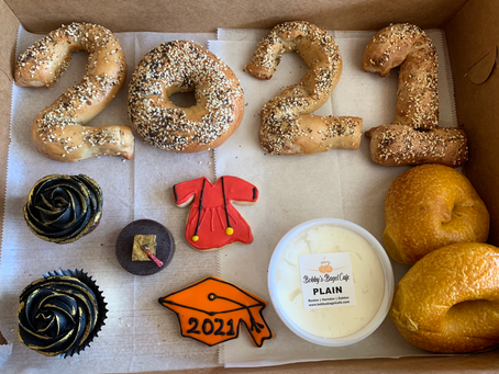 Make it a Feast on your Graduation Day