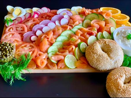 Grab Our Yum-Yum Bagels on Yom Kippur