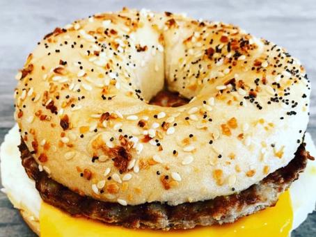 Craving bagel? But sensitive to gluten?