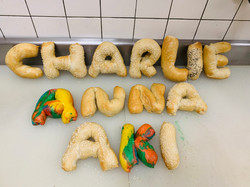 Personalized Alpha-Bagels
