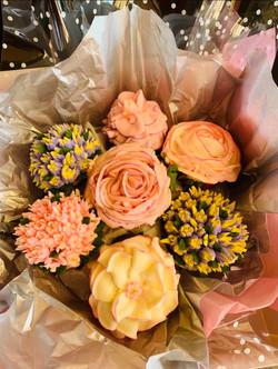 Cupckae bouquet