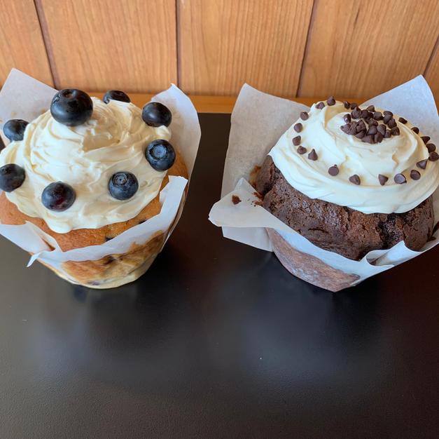 Muff-Cake
