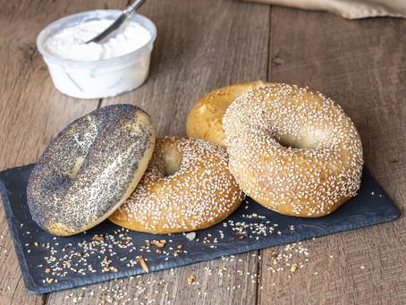 Hand-Rolled Gluten Free Bagels