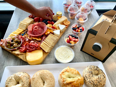 A guide to putting together the ideal corporate picnic