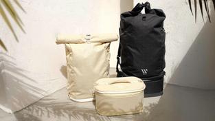 die backpacks von WAYKS / wegweiser in sachen nachhaltigkeit & transparenz