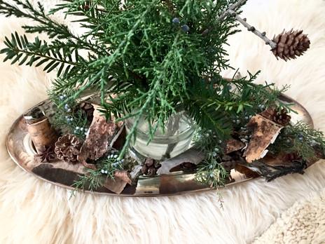 dekorieren im dezember / advent, rauhnächte & weihnachten