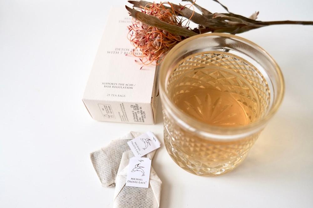 Michael Droste-Laux Detox Tea