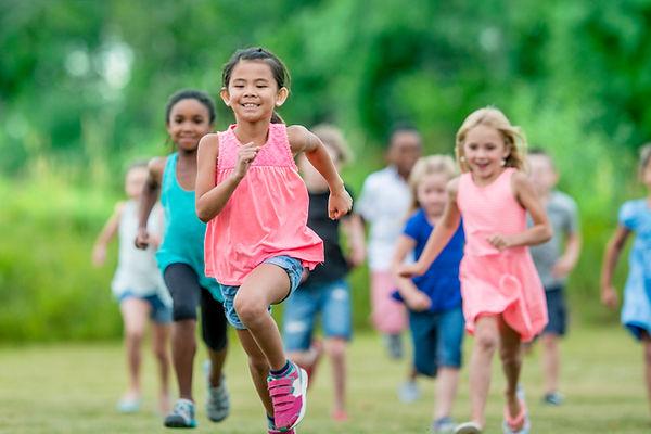 Race voor kinderen