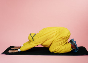 Latest audio session: Stay fit and healthy with Yin Yoga (includes advice on using props)