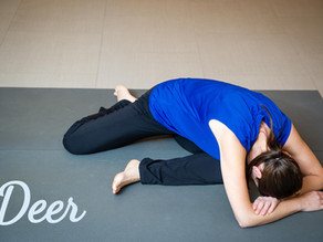 Twisty Yin Yoga - free audio class