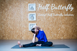 HALF BUTTERFLY - Lateral Half Butterfly variation